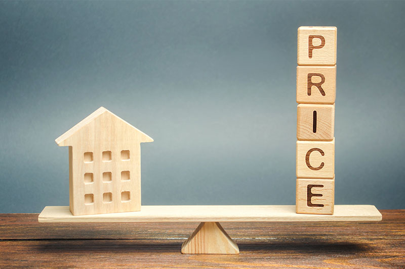 Price of Home